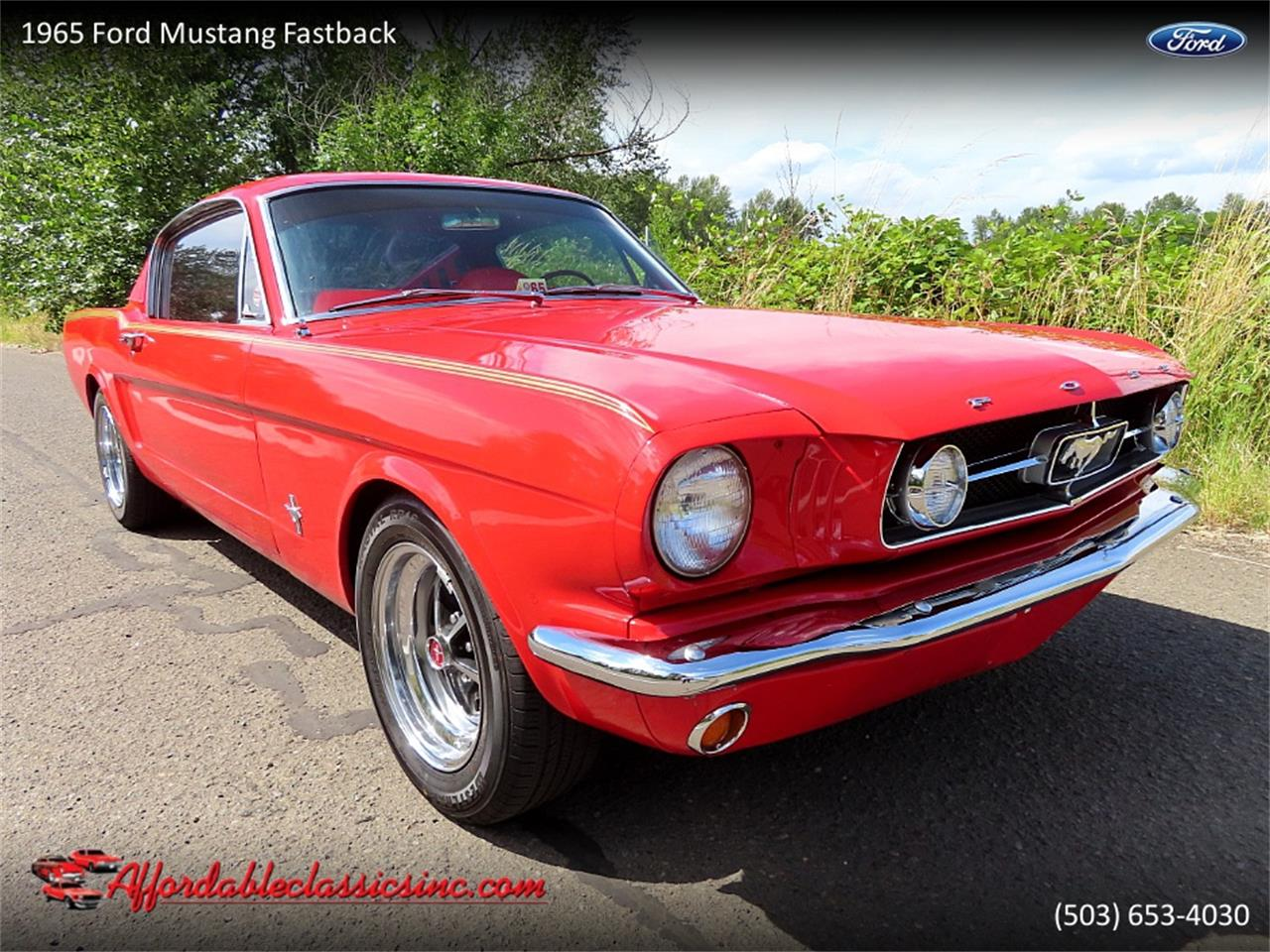 1965 Ford Mustang (CC-1364312) for sale in Gladstone, Oregon