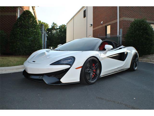 2016 McLaren 570S (CC-1364315) for sale in Charlotte, North Carolina