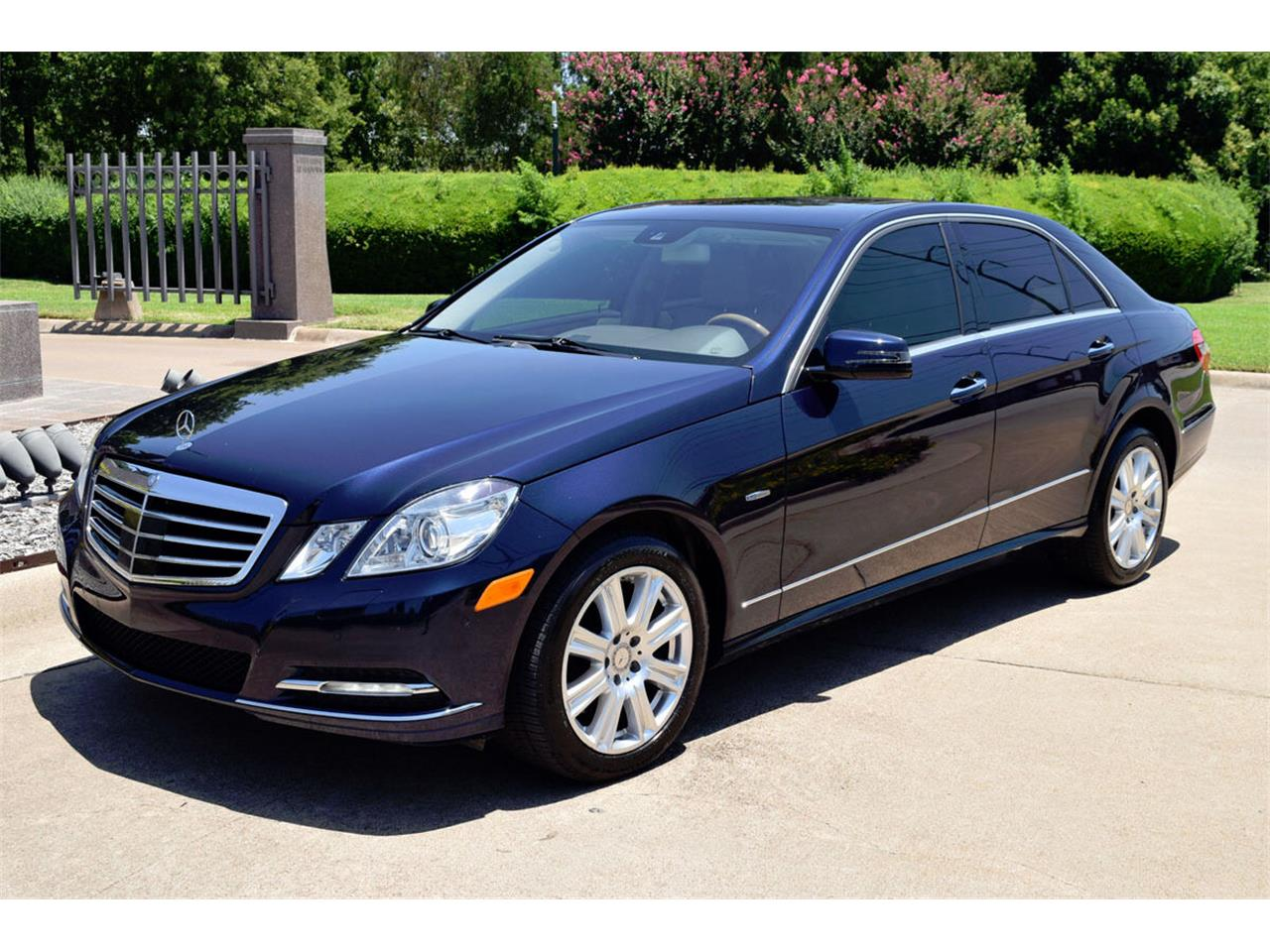 2012 Mercedes-Benz E-Class (CC-1364316) for sale in Fort Worth, Texas