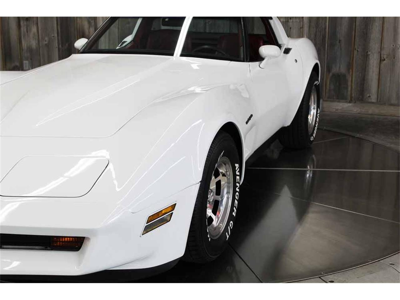 1982 Chevrolet Corvette (CC-1364318) for sale in Bettendorf, Iowa