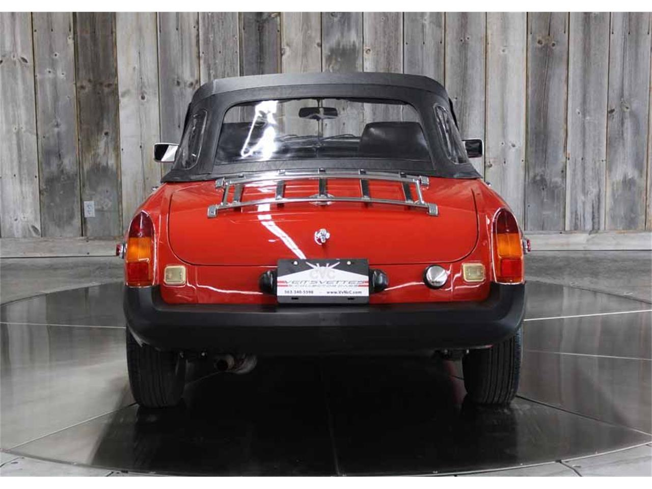 1977 MG MGB (CC-1364321) for sale in Bettendorf, Iowa