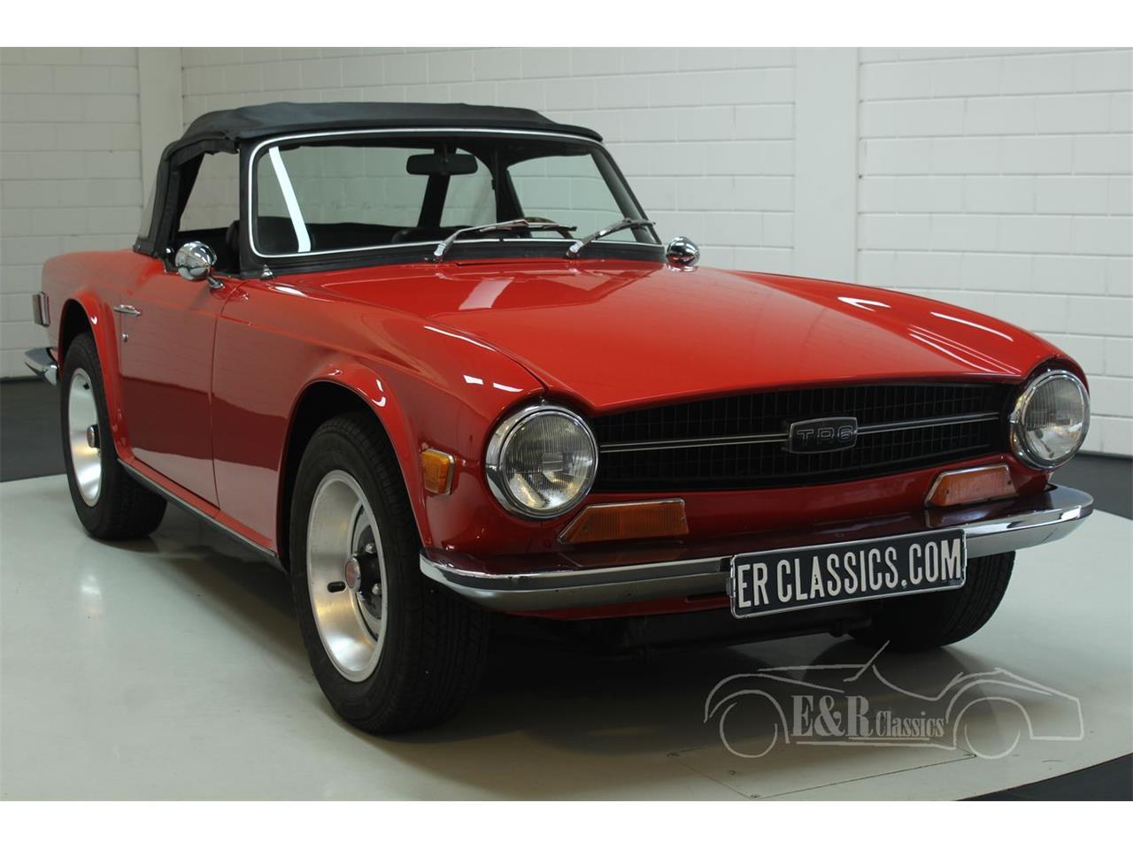 1970 Triumph TR6 (CC-1364332) for sale in Waalwijk, Noord-Brabant