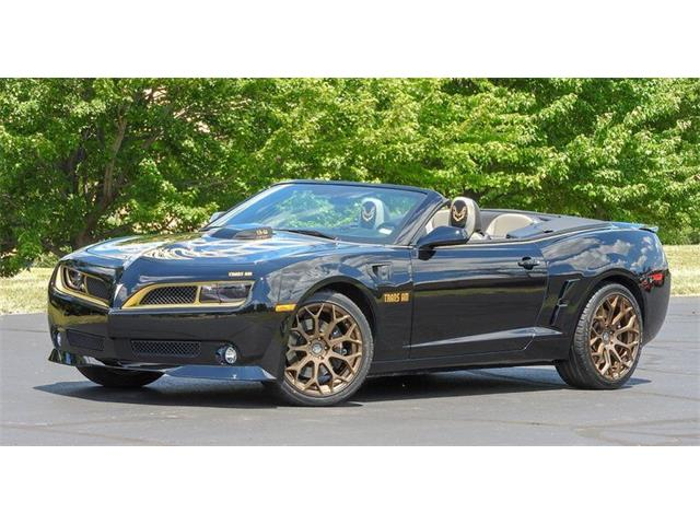 2013 Pontiac Firebird Trans Am (CC-1364340) for sale in Auburn Hills, Michigan
