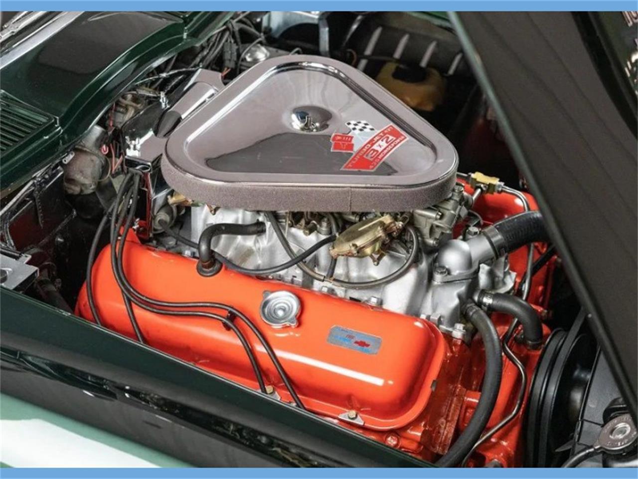 1967 Chevrolet Corvette (CC-1364341) for sale in Belmont, Ohio