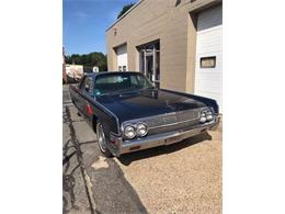 1963 Lincoln Continental (CC-1364351) for sale in ROWLEY, Massachusetts