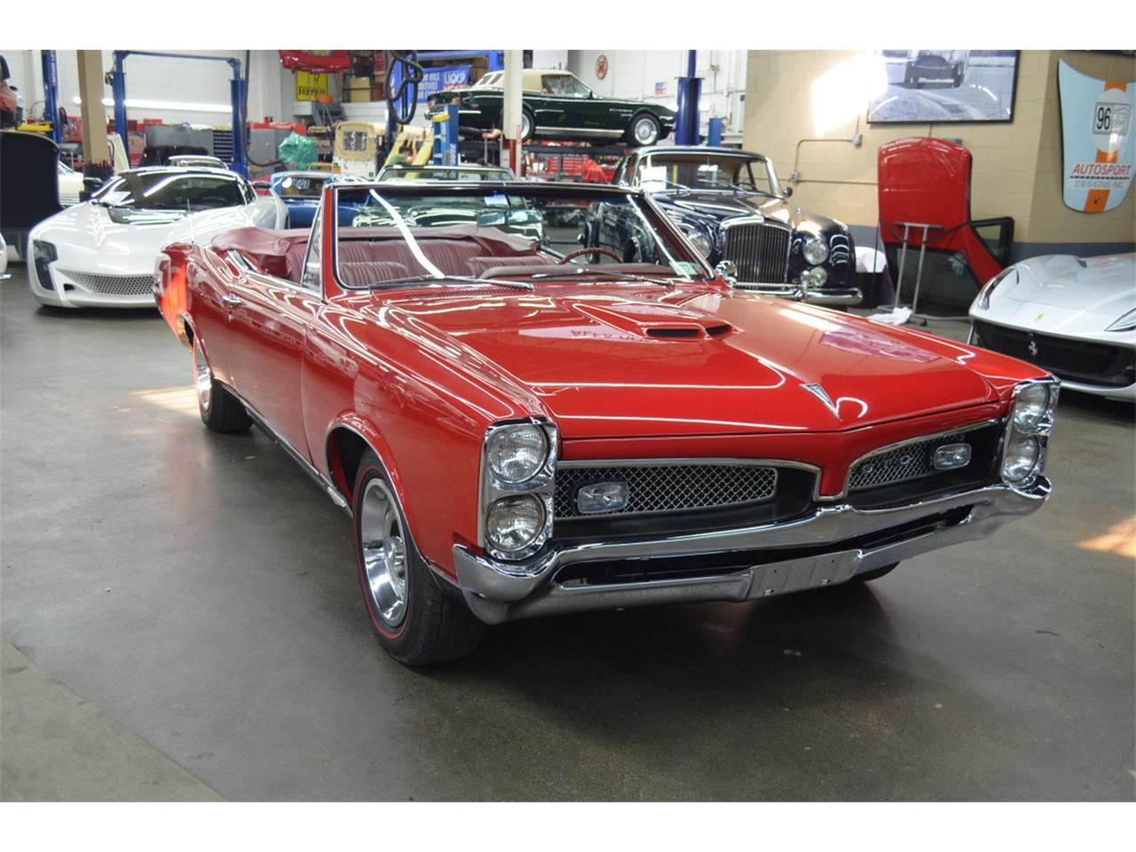 1967 Pontiac GTO (CC-1364354) for sale in hunt, New York