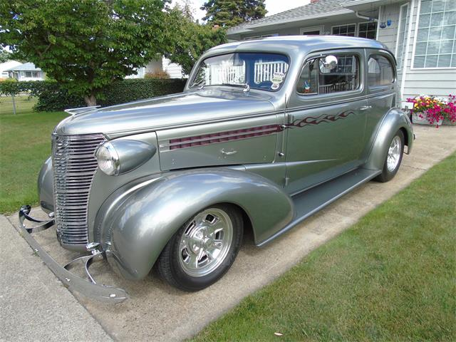 1938 Chevrolet 2-Dr Sedan (CC-1364363) for sale in Spokane, Washington