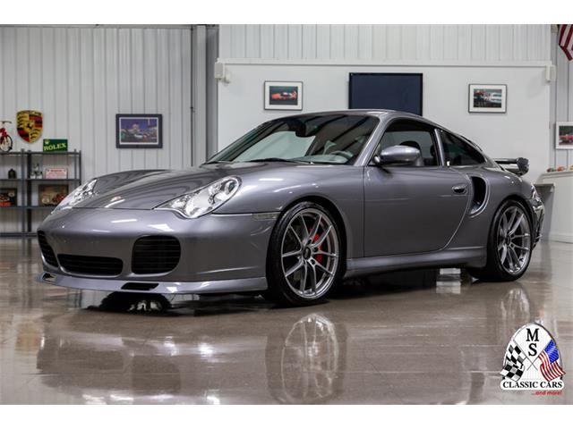 2002 Porsche 911 Turbo (CC-1364367) for sale in Seekonk, Massachusetts