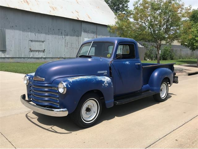 1949 Chevrolet 3100 (CC-1364376) for sale in Rowlett, Texas