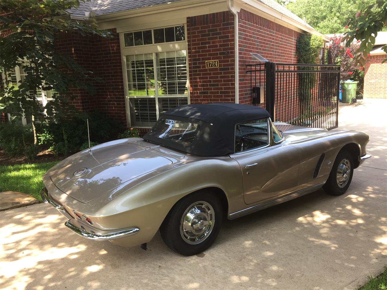 1962 Chevrolet Corvette (CC-1364380) for sale in Flower Mound, Texas
