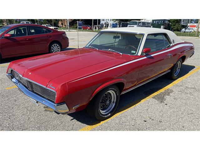 1969 Mercury Cougar XR7 (CC-1364402) for sale in Warrensburg, Missouri