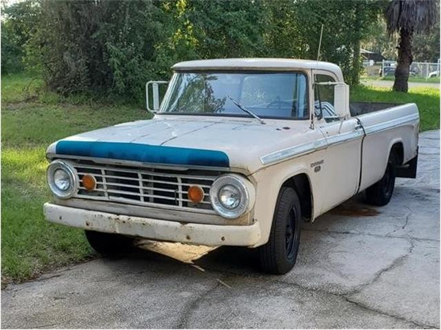 1966 Dodge 1/2-Ton Pickup (CC-1364403) for sale in New Port Richey, Florida
