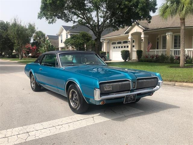 1967 Mercury Cougar (CC-1364415) for sale in Jacksonville, Florida