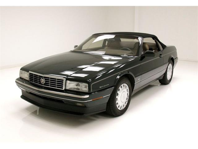 1993 Cadillac Allante (CC-1364423) for sale in Morgantown, Pennsylvania
