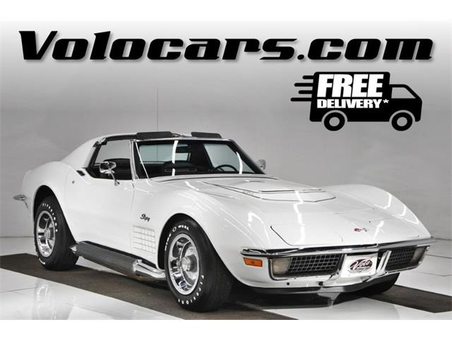 1972 Chevrolet Corvette (CC-1364443) for sale in Volo, Illinois