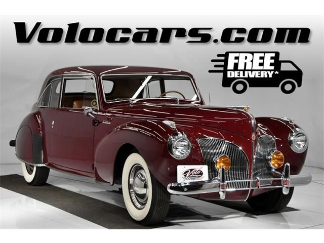 1941 Lincoln Continental (CC-1364445) for sale in Volo, Illinois