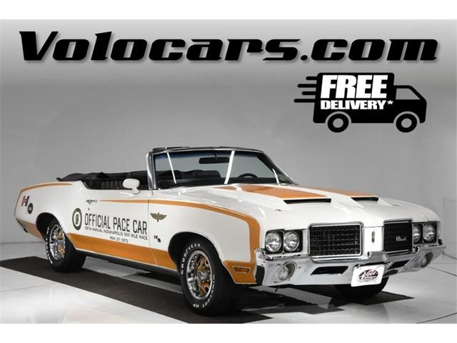 1972 Oldsmobile Hurst (CC-1364447) for sale in Volo, Illinois