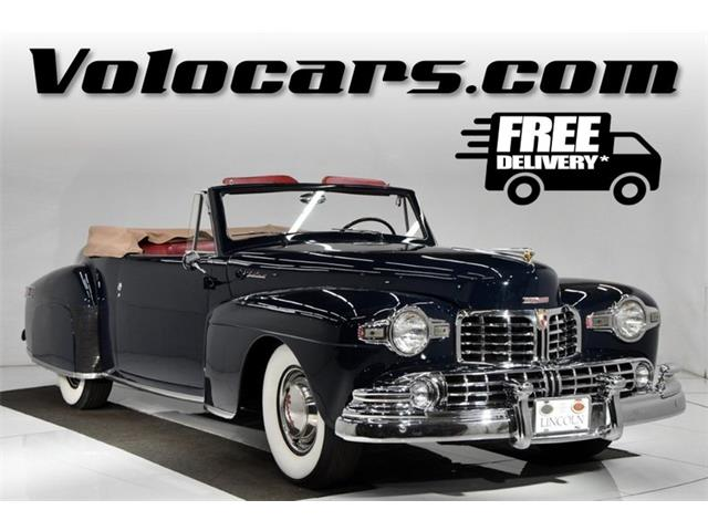 1948 Lincoln Continental (CC-1364448) for sale in Volo, Illinois