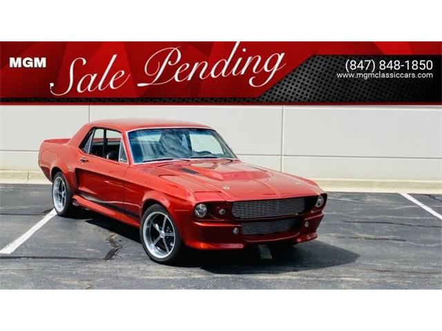 1968 Ford Mustang (CC-1364490) for sale in Addison, Illinois