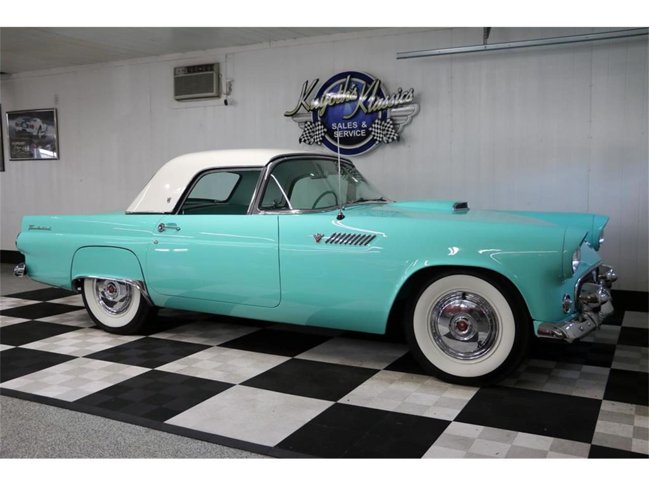 1955 Ford Thunderbird (CC-1364497) for sale in Stratford, Wisconsin