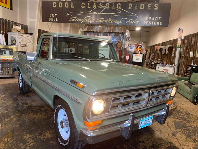 1971 Ford F250 (CC-1360450) for sale in Redmond, Oregon