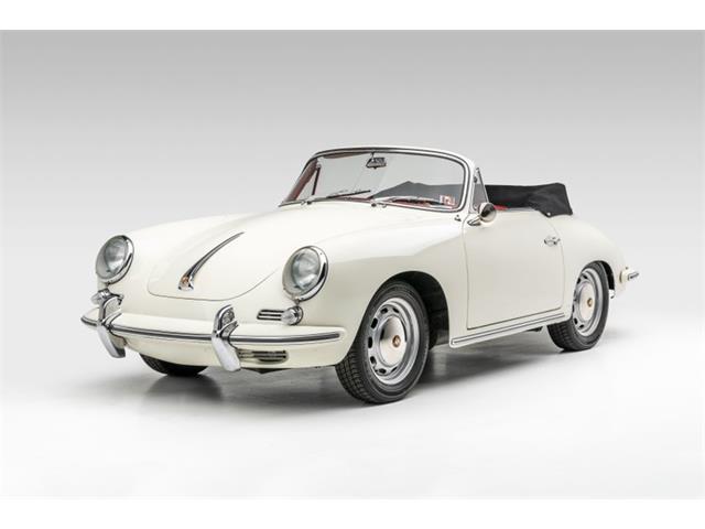 1965 Porsche 356SC (CC-1364503) for sale in Costa Mesa, California