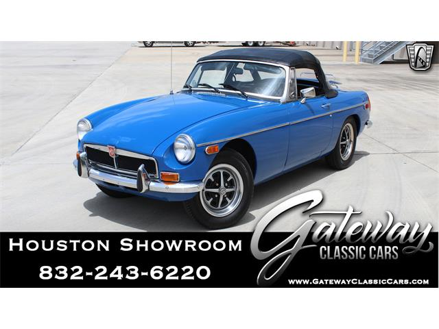 1973 MG MGB (CC-1364510) for sale in O'Fallon, Illinois
