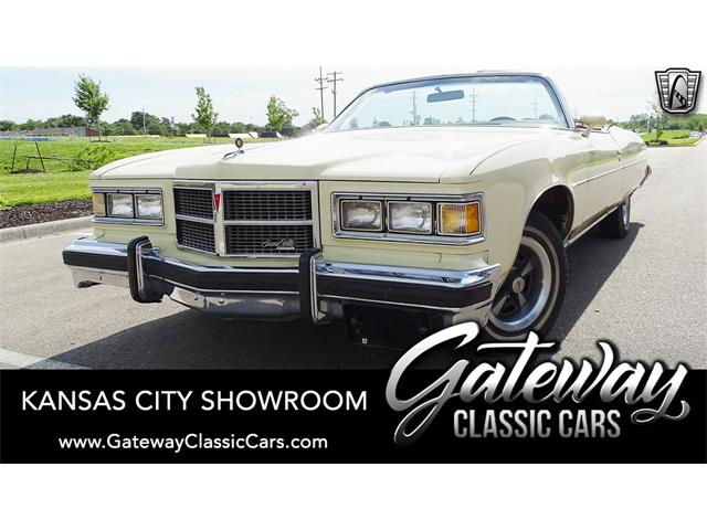 1975 Pontiac Grand Ville (CC-1364522) for sale in O'Fallon, Illinois