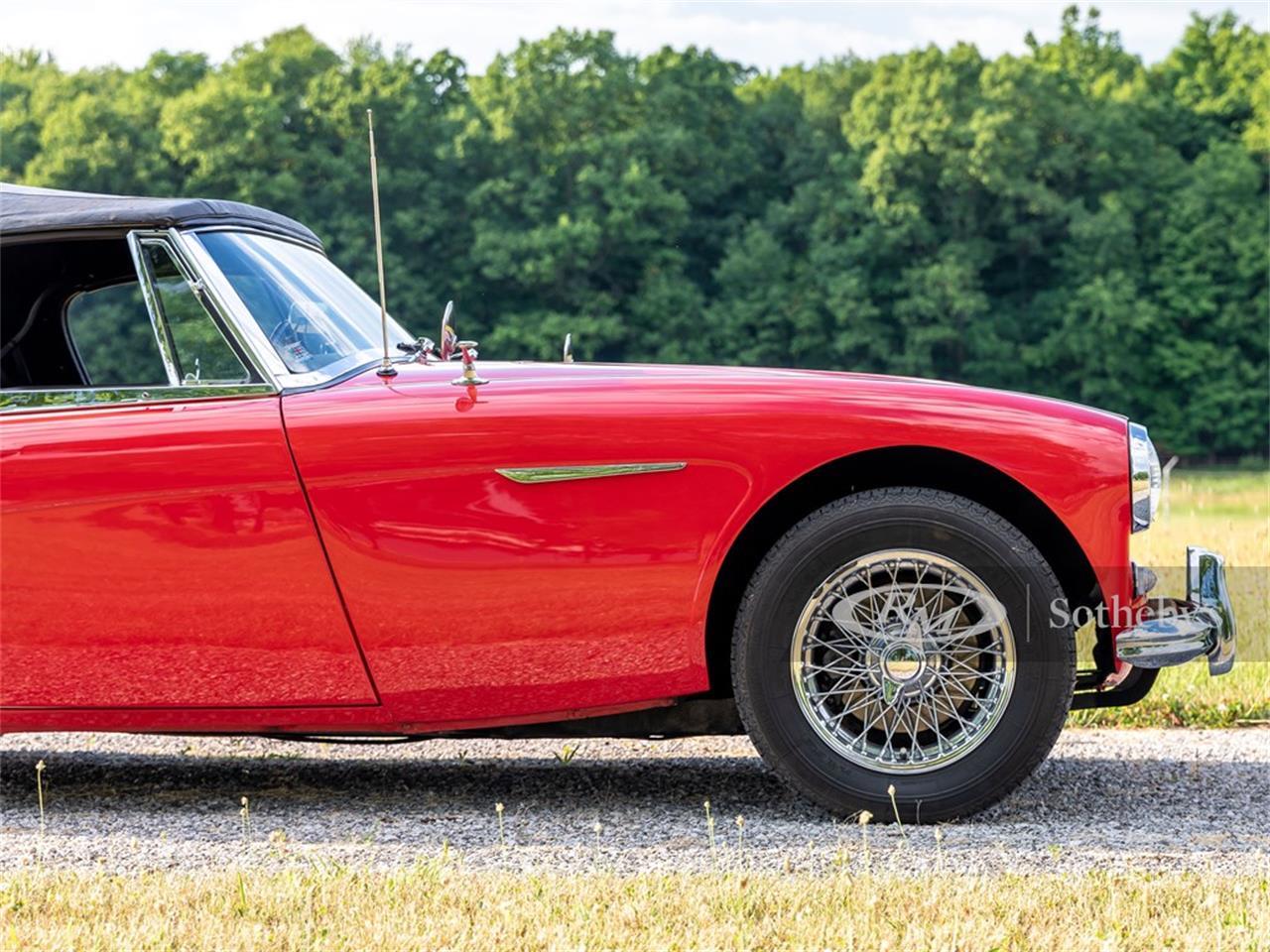 1963 Austin-Healey BJ7 (CC-1364527) for sale in Auburn, Indiana