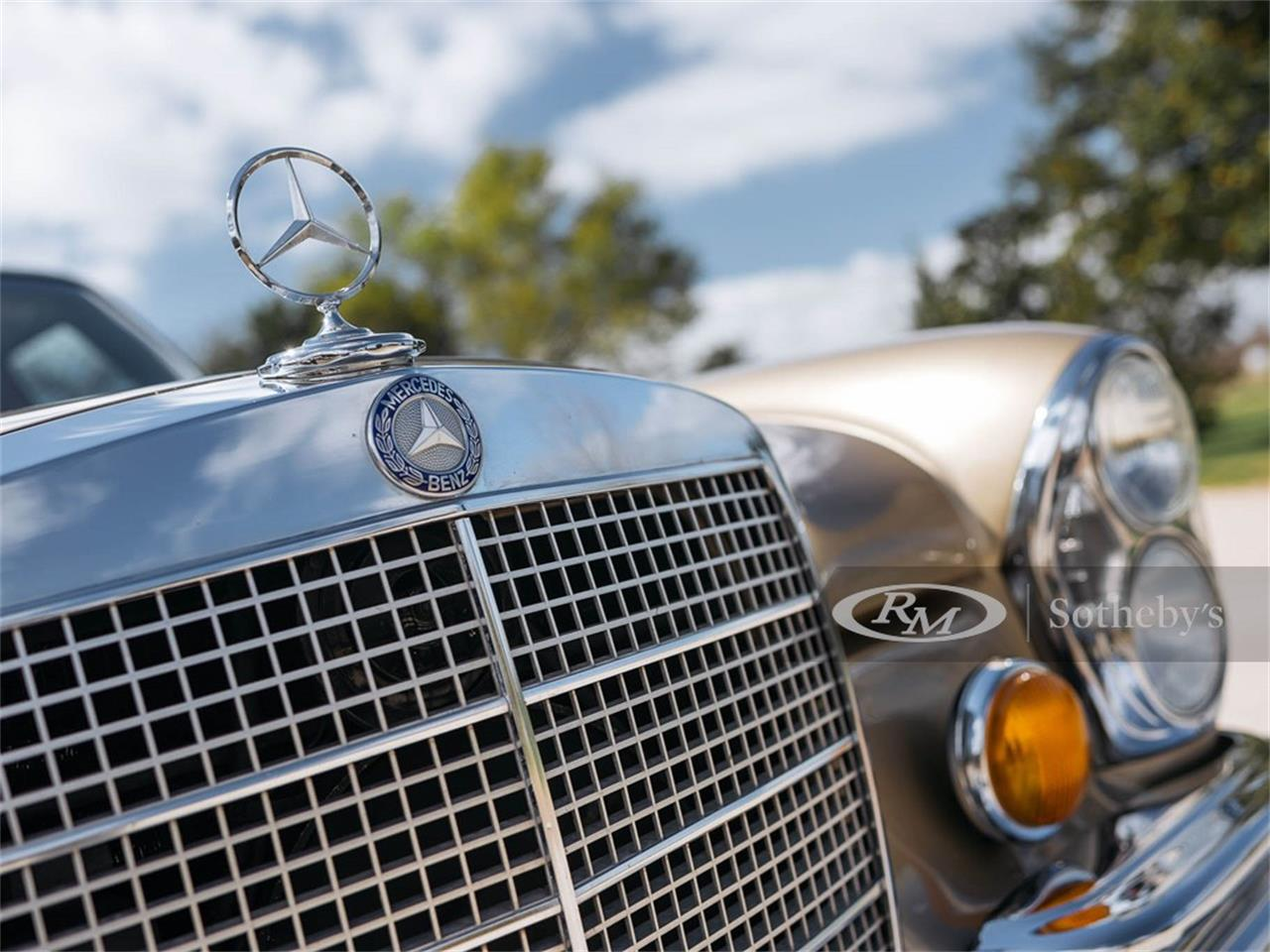 1970 Mercedes-Benz 300SEL (CC-1364529) for sale in Auburn, Indiana
