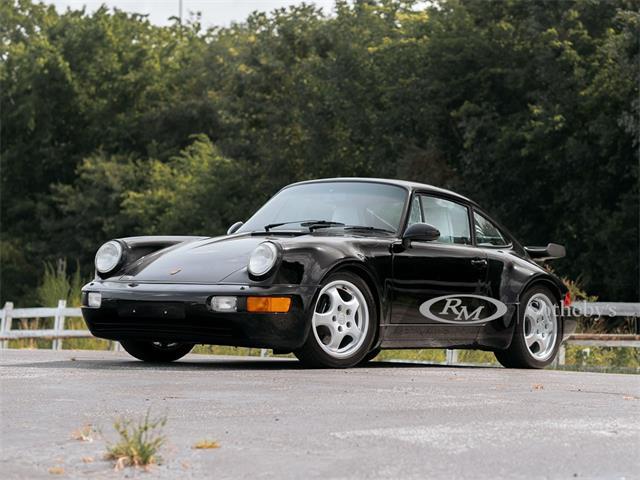 1991 Porsche 911 Turbo (CC-1364530) for sale in Auburn, Indiana