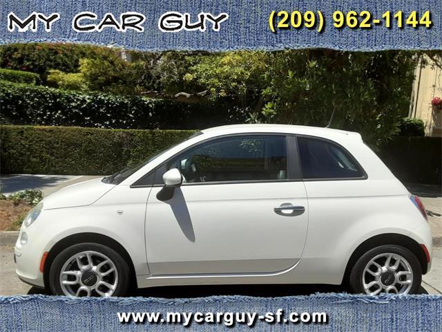 2012 Fiat 500L (CC-1364534) for sale in Groveland, California