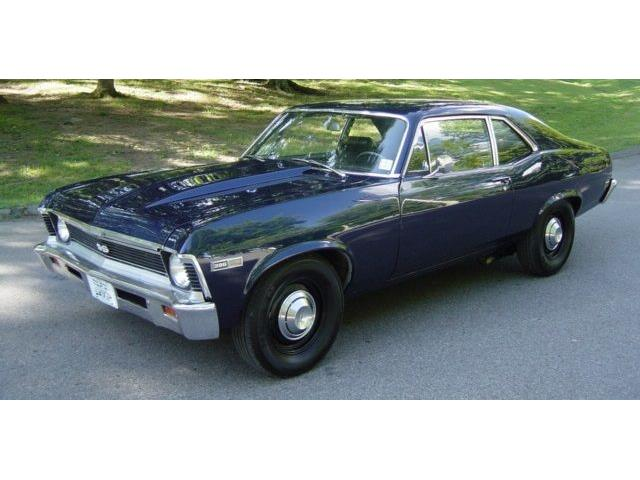 1968 Chevrolet Nova (CC-1364540) for sale in Hendersonville, Tennessee