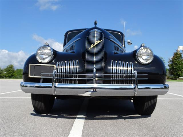 1940 LaSalle 50 (CC-1364544) for sale in O'Fallon, Illinois
