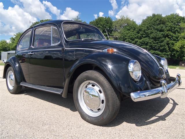 1969 Volkswagen Beetle (CC-1364556) for sale in Jefferson, Wisconsin