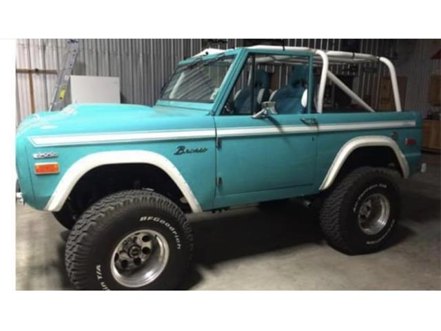 1976 Ford Bronco (CC-1364560) for sale in New Iberia , Louisiana