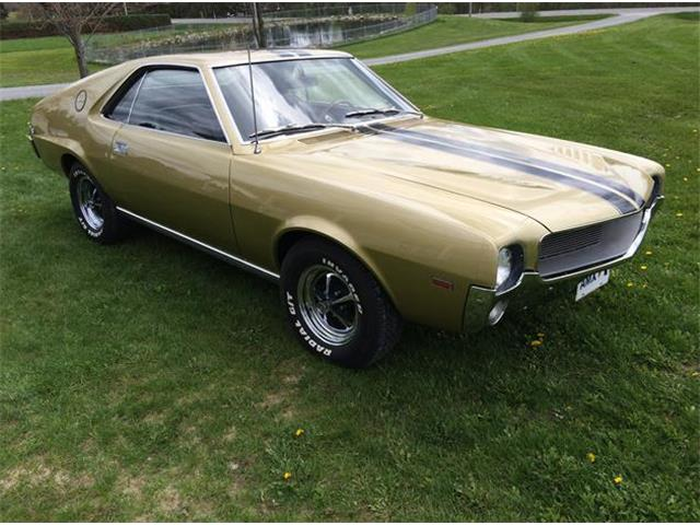 1968 AMC AMX (CC-1364563) for sale in Champlain, NY