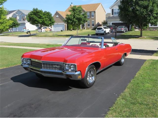 1970 Chevrolet Impala (CC-1364565) for sale in Plainfield, Illinois