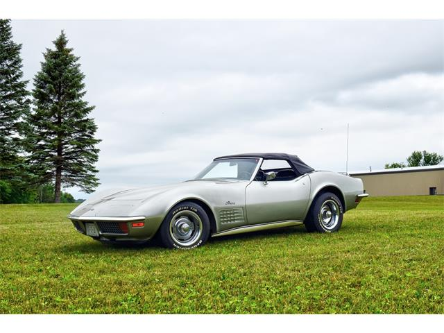 1972 Chevrolet Corvette (CC-1364566) for sale in Watertown, US-MN