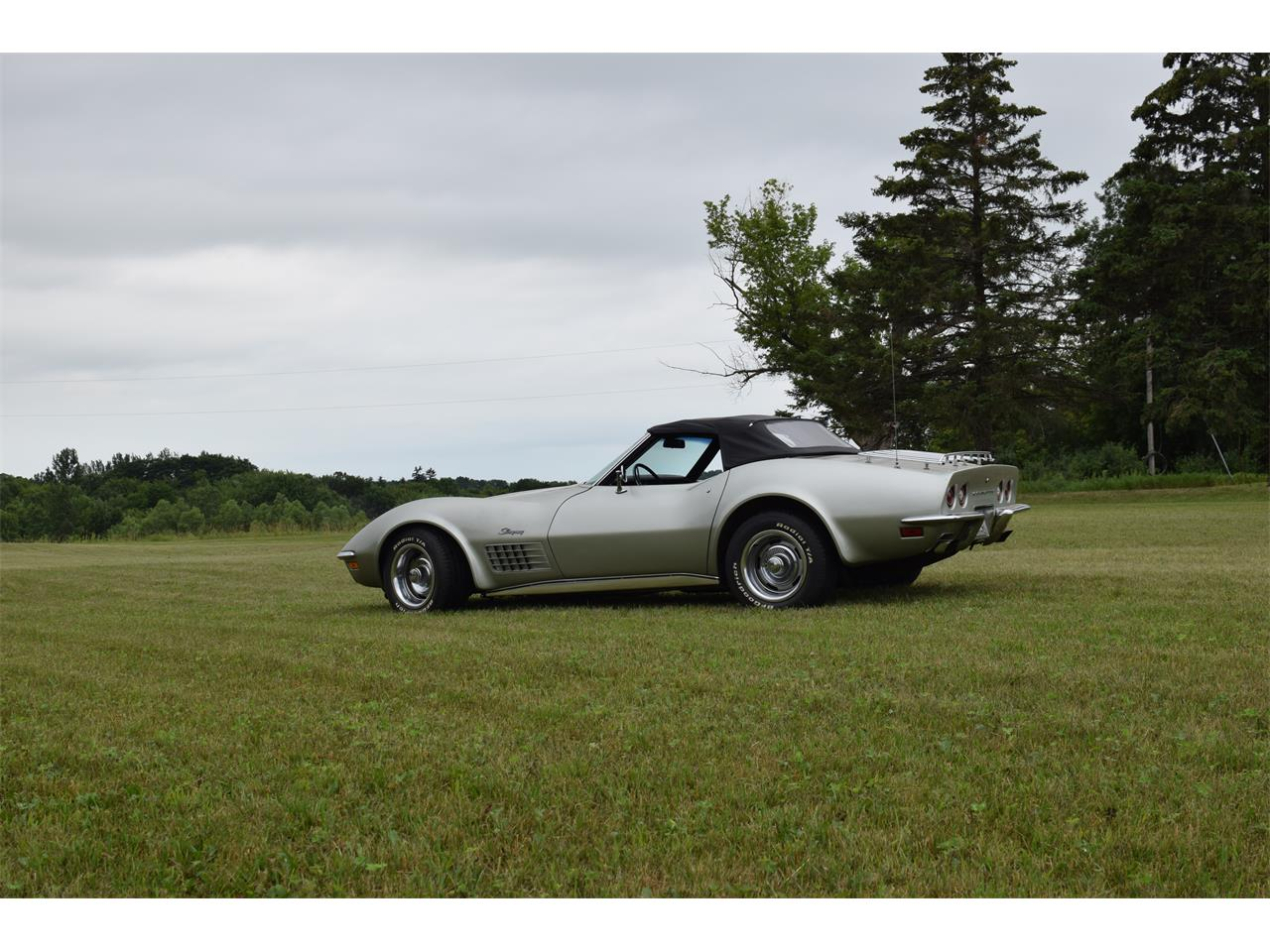 1972 Chevrolet Corvette (CC-1364566) for sale in Watertown, US-MN
