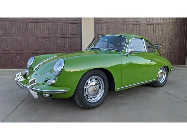 1965 Porsche 356SC (CC-1364568) for sale in North Scottsdale, Arizona