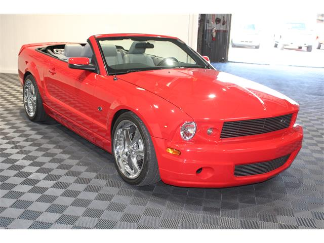 2007 Ford Mustang (CC-1364570) for sale in Dunbar, Pennsylvania