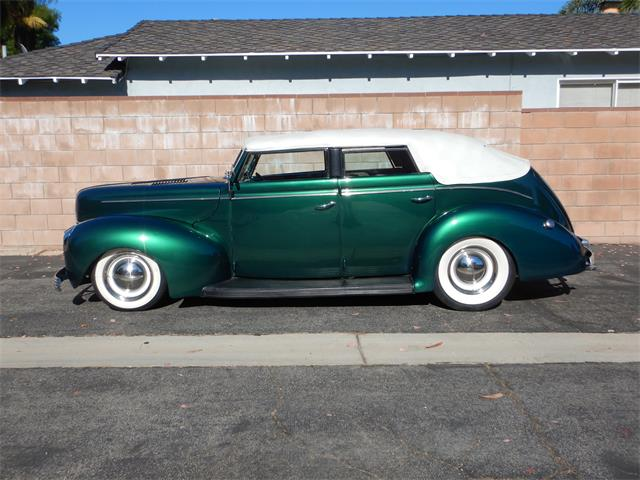 1939 Ford Cabriolet (CC-1364587) for sale in Woodland Hills, California