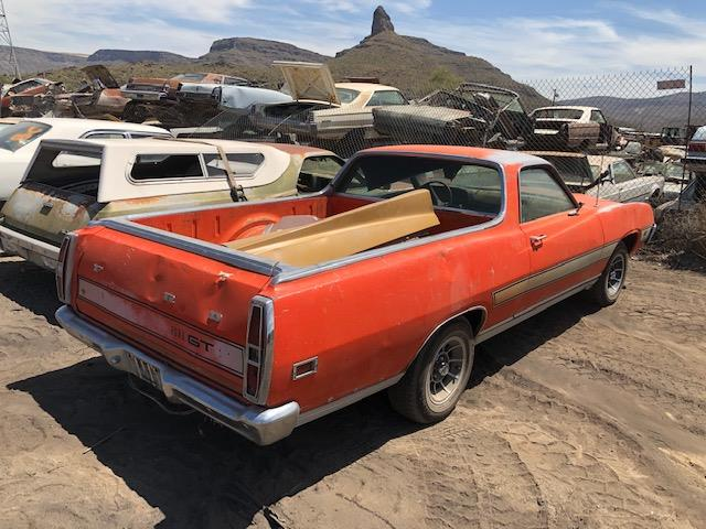 1971 Ford Ranchero (CC-1364605) for sale in Phoenix, Arizona