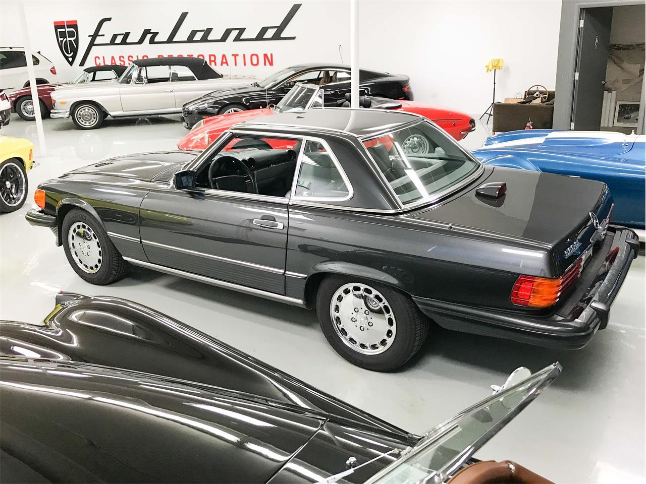 1986 Mercedes-Benz 560SL (CC-1364606) for sale in Englewood, Colorado