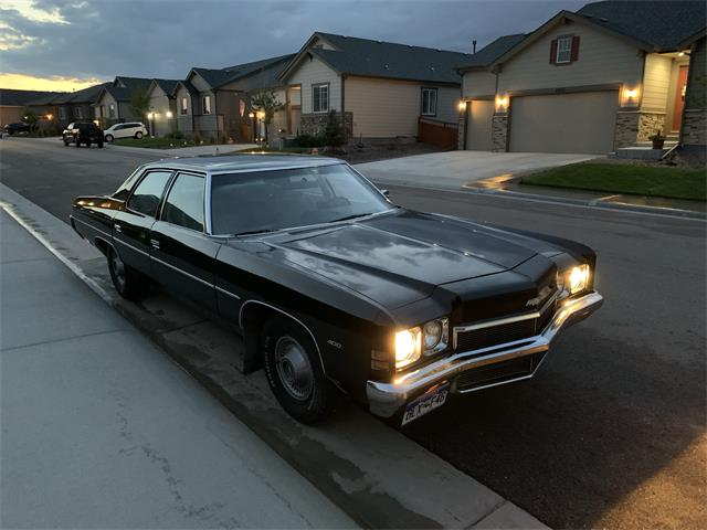 1972 Chevrolet Impala (CC-1364619) for sale in Castle Rock, Colorado