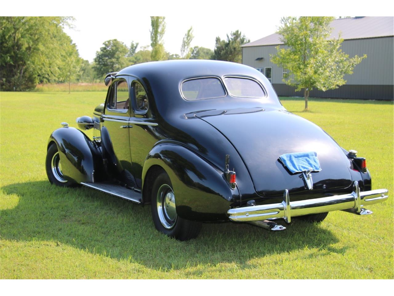 1937 Buick Business Coupe (CC-1364629) for sale in Sallisaw, Oklahoma