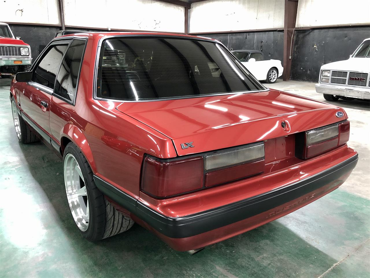 1990 Ford Mustang (CC-1364635) for sale in Sherman, Texas