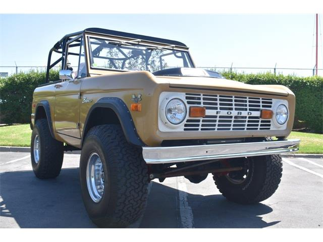 1970 Ford Bronco (CC-1364645) for sale in Costa Mesa, California