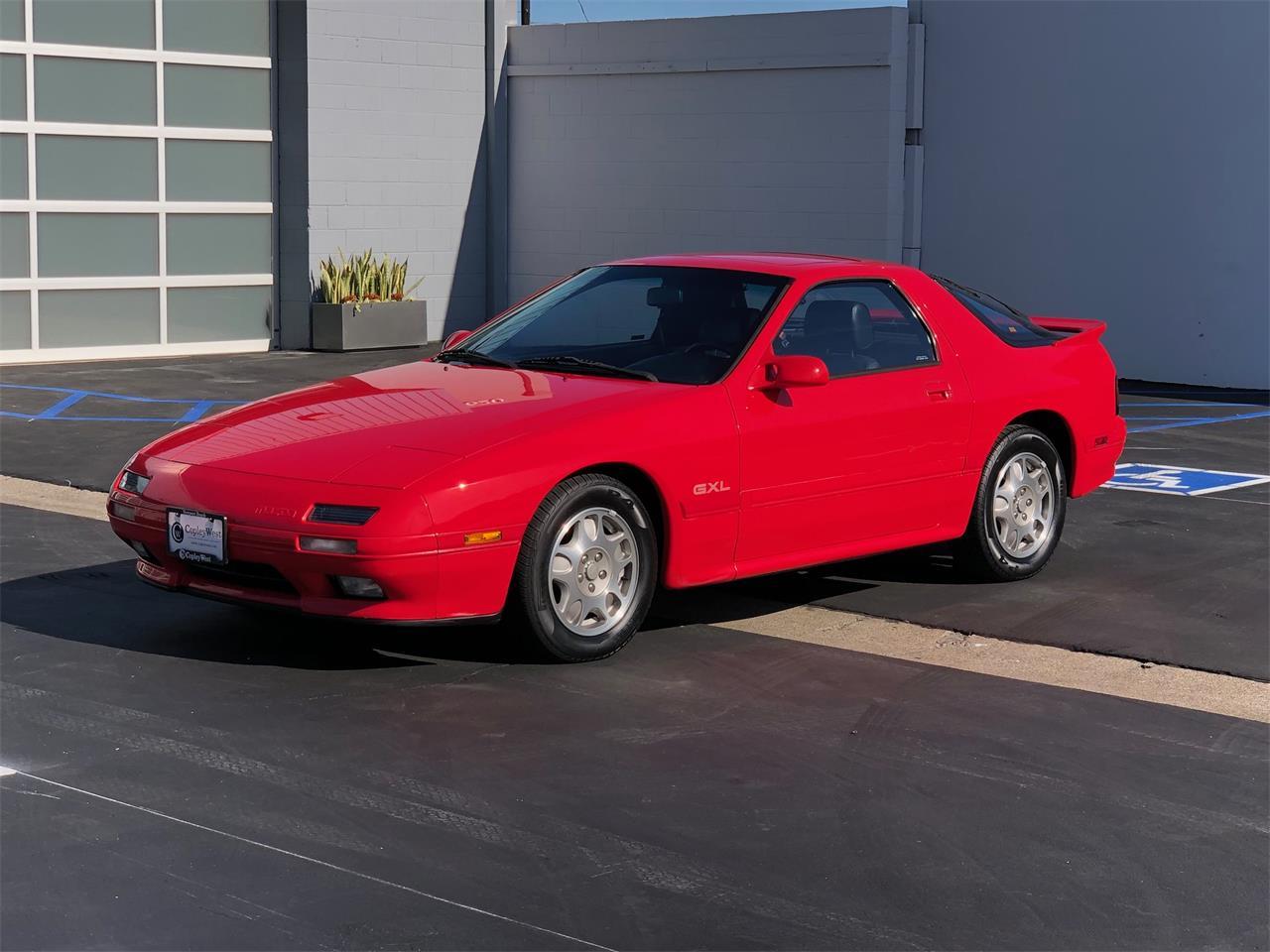1989 Mazda RX-7 (CC-1364648) for sale in newport beach, California